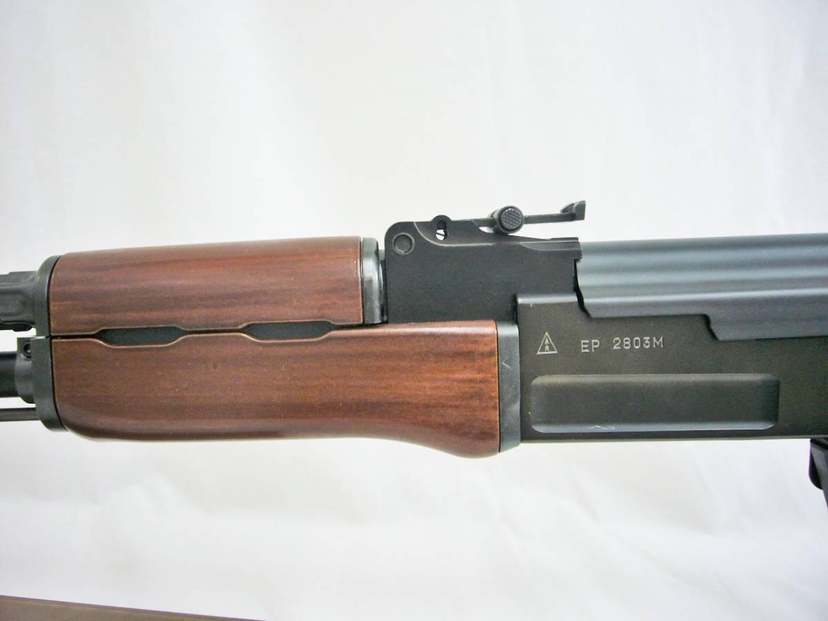 東京マルイ AK47 Type3 次世代電動ガン 動作確認済 美品 ライフルエアーガン_画像5