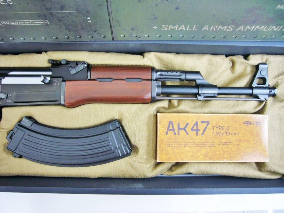 東京マルイ AK47 Type3 次世代電動ガン 動作確認済 美品 ライフルエアーガン_画像3