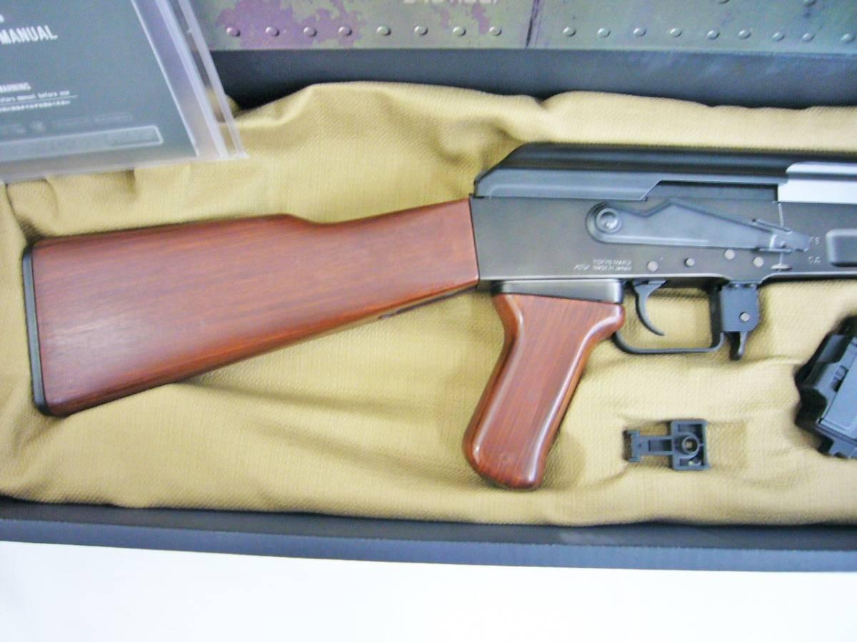 東京マルイ AK47 Type3 次世代電動ガン 動作確認済 美品 ライフルエアーガン_画像2