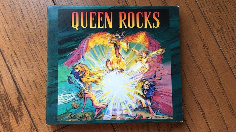 CD クイーン ロックス QUEEN ROCKS