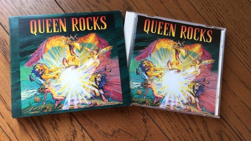 CD クイーン ロックス QUEEN ROCKS_画像2