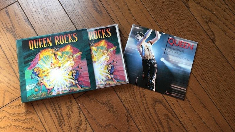 CD クイーン ロックス QUEEN ROCKS_画像4