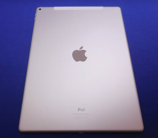 docomo ドコモ iPad Pro 12.9インチ Wi-Fi Cellular 256GB シルバー ML2M2J/A 判定〇_画像3