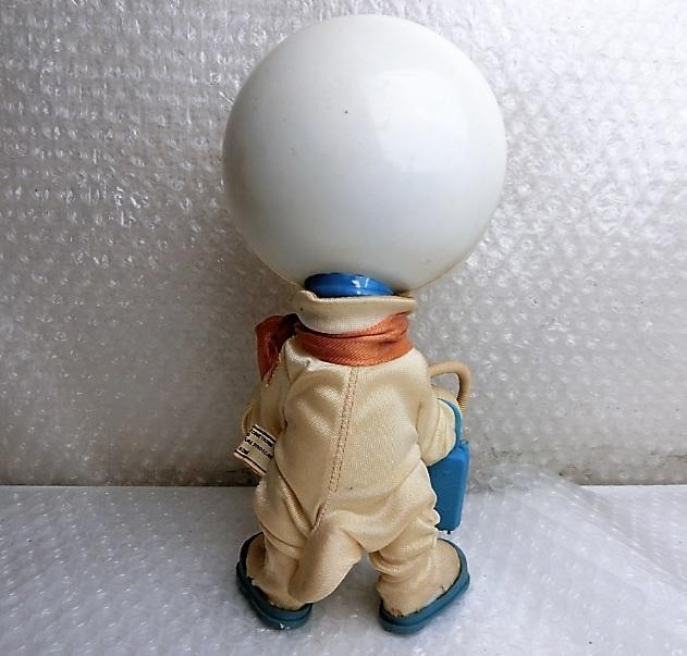 ★★枯渇寸前!!当時もの!!ビンテージ スヌーピー Vintage Snoopy Astronauts ◆1969年 Determined社製 NASA宇宙飛行士◆美品★★ _画像4