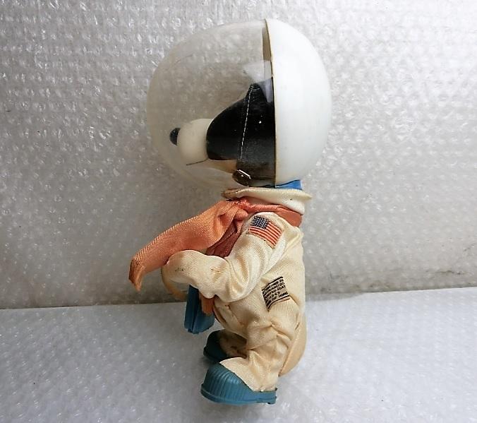 ★★枯渇寸前!!当時もの!!ビンテージ スヌーピー Vintage Snoopy Astronauts ◆1969年 Determined社製 NASA宇宙飛行士◆美品★★ _画像3