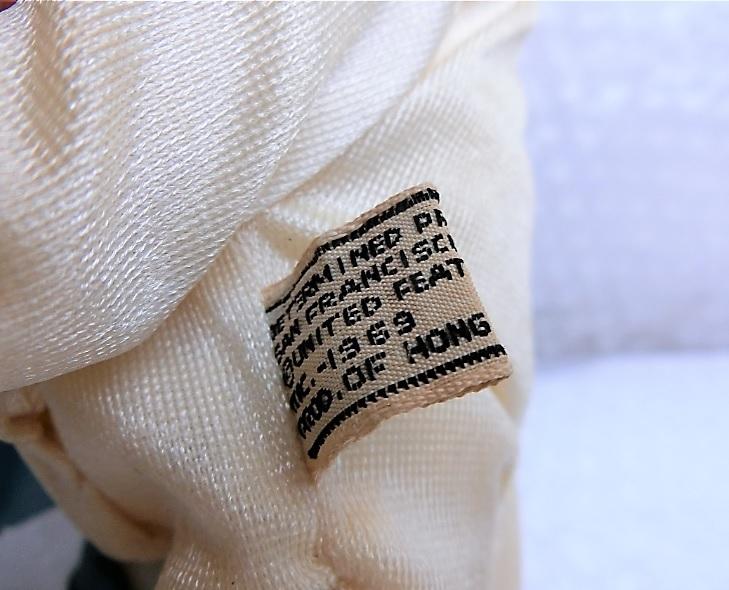 ★★枯渇寸前!!当時もの!!ビンテージ スヌーピー Vintage Snoopy Astronauts ◆1969年 Determined社製 NASA宇宙飛行士◆美品★★ _画像6