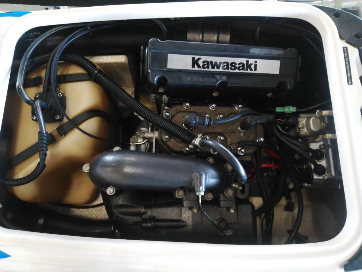 kawasaki SX-R 800 船検あり有効期限令和7年8月 sx-r カワサキ sj x2 YAMAHA ヤマハ SEA-DOO シードゥー_画像8