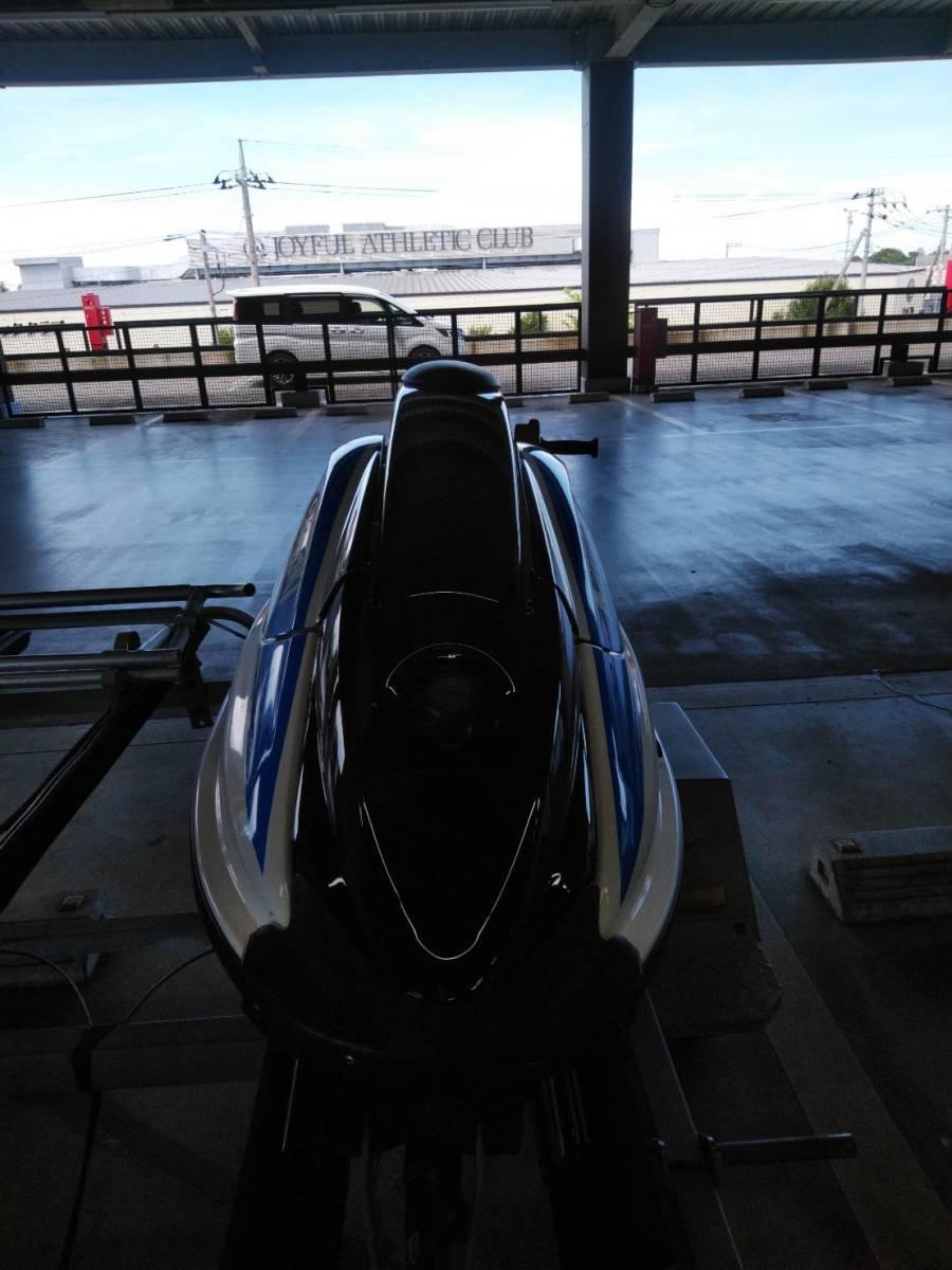 kawasaki SX-R 800 船検あり有効期限令和7年8月 sx-r カワサキ sj x2 YAMAHA ヤマハ SEA-DOO シードゥー_画像4