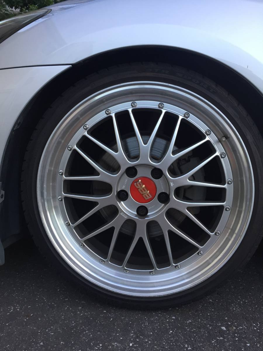 200クラウンアスリート 外装フル後期アニバーサリー仕様 モデリスタエアロ モデリスタマフラー 本物BBS LM20インチ 2オーナー車_画像6