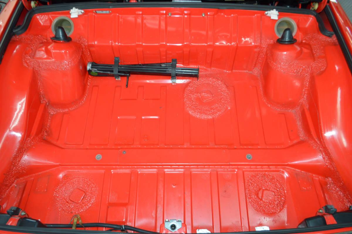 ★あいえす★ポルシェ 914 2.0 5MT 走行2万キロ台 D車 オリジナルカラー★_画像5
