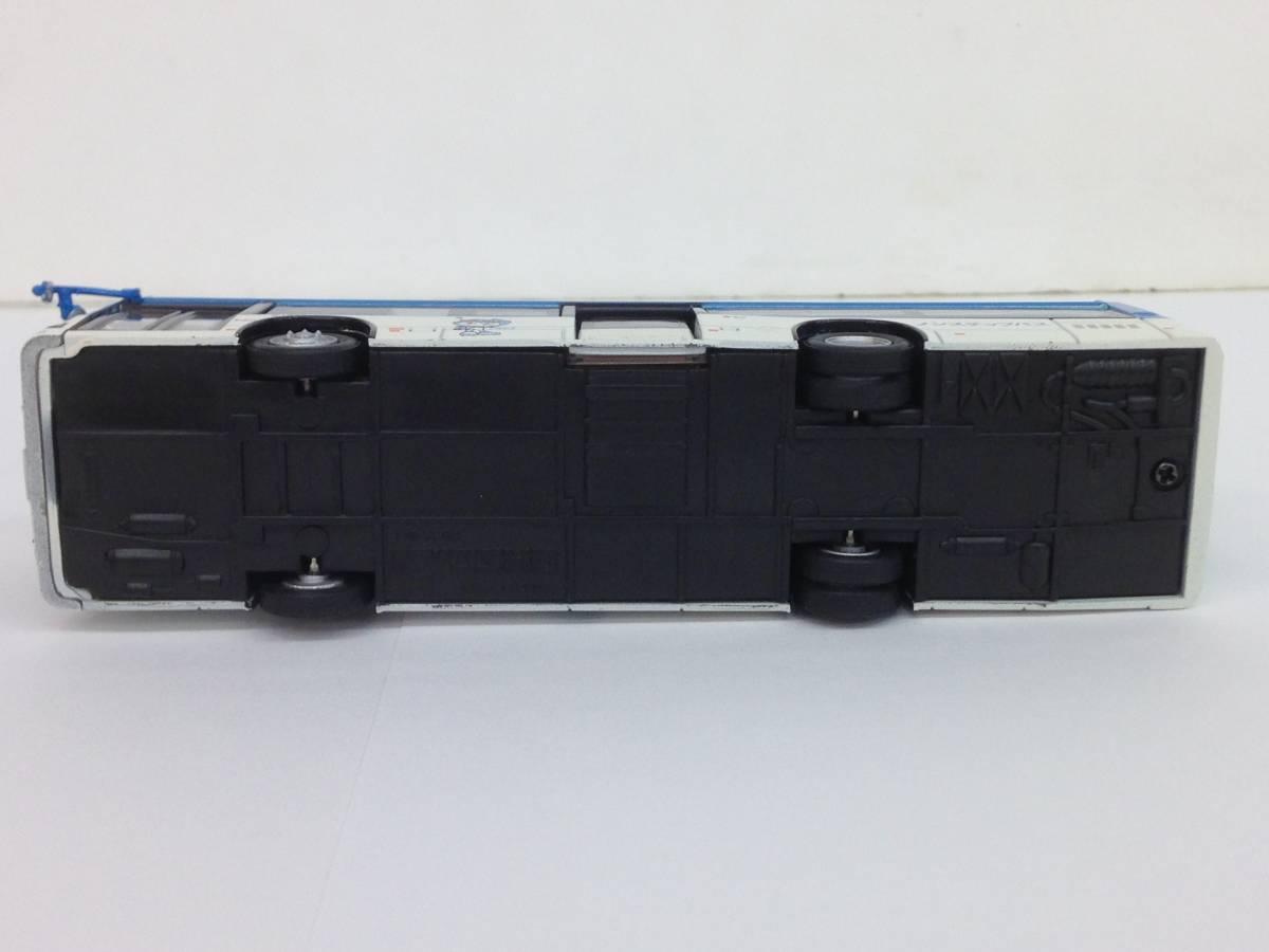 ダイキャストバスシリーズ KYOSHO 京商 1/80 川崎市バス 807-1 いすゞエルガ 68019 模型 ミニカー_画像7
