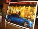 * Subaru BRZ** calendar / frame goods * glass amount **No.1541* inspection : poster catalog *