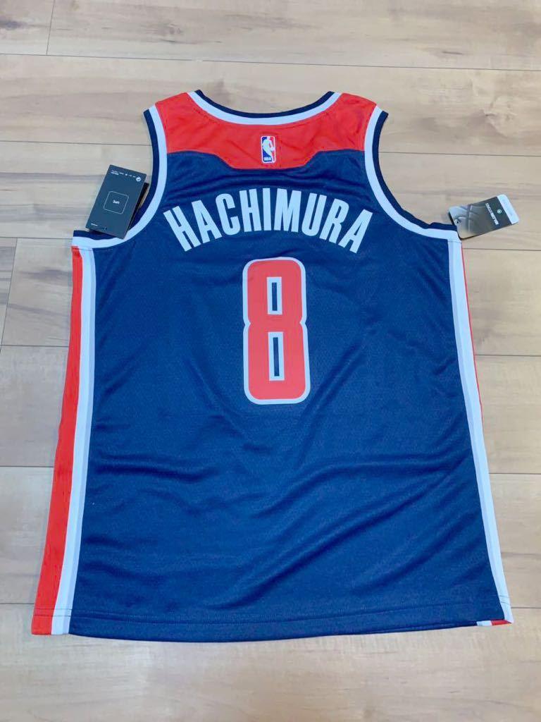 【新品未使用・タグ付き】NBA NIKE スウィングマンユニフォーム ワシントンウィザーズ 八村塁 日本代表