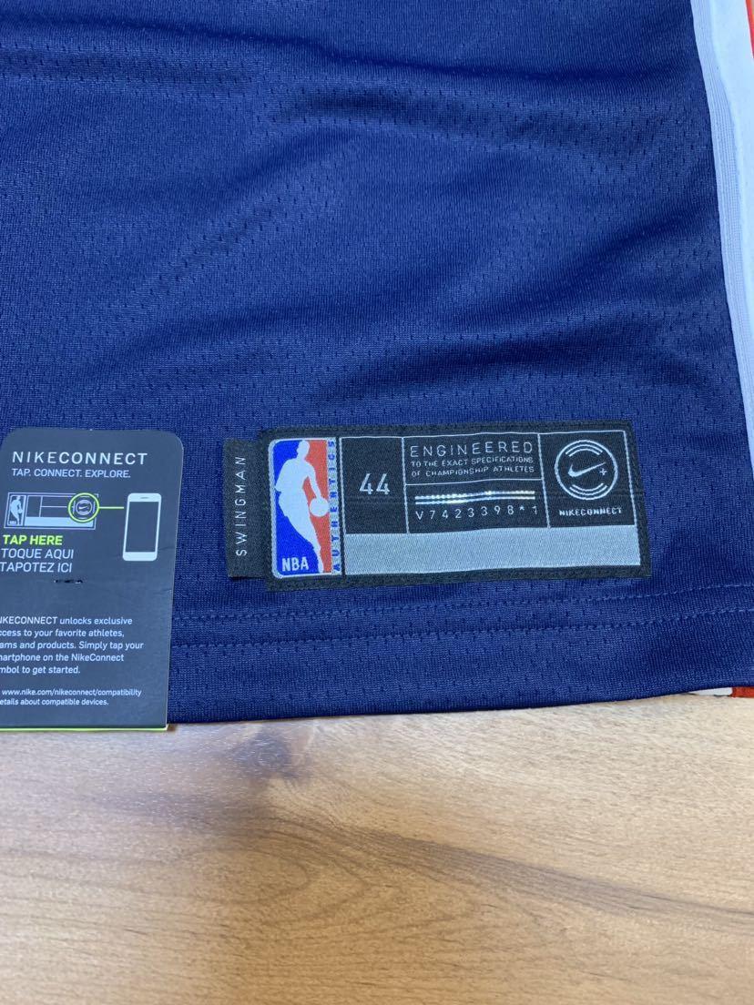 【新品未使用・タグ付き】NBA NIKE スウィングマンユニフォーム ワシントンウィザーズ 八村塁 日本代表_画像4