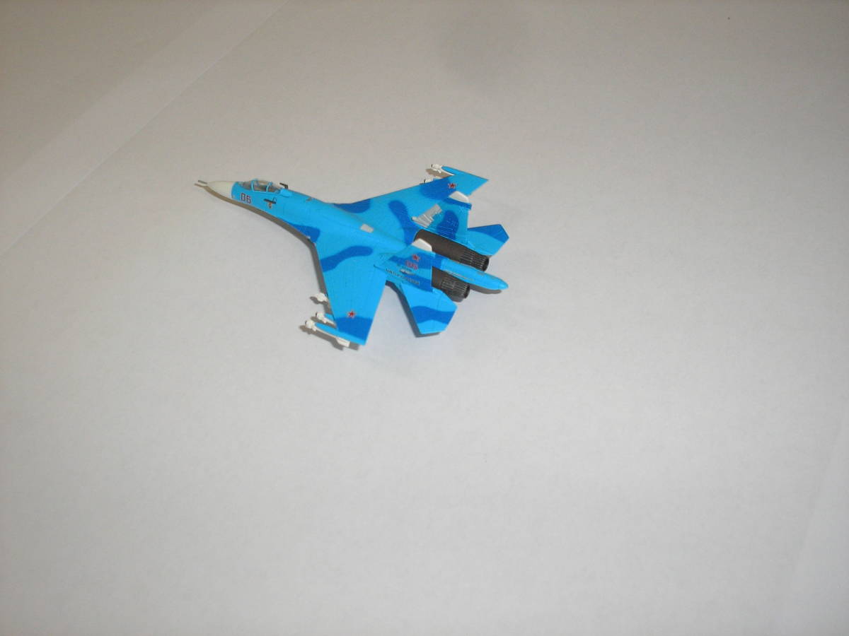 ヘルパ 1/200 su-27SM ロシア空軍「ファルコンズ・オブ・ロシア」2006_画像2