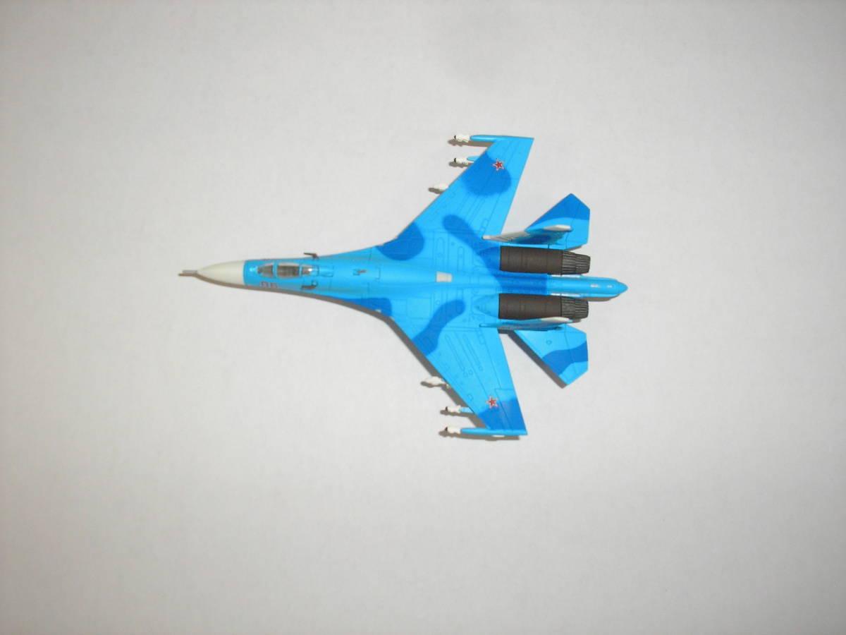 ヘルパ 1/200 su-27SM ロシア空軍「ファルコンズ・オブ・ロシア」2006_画像3