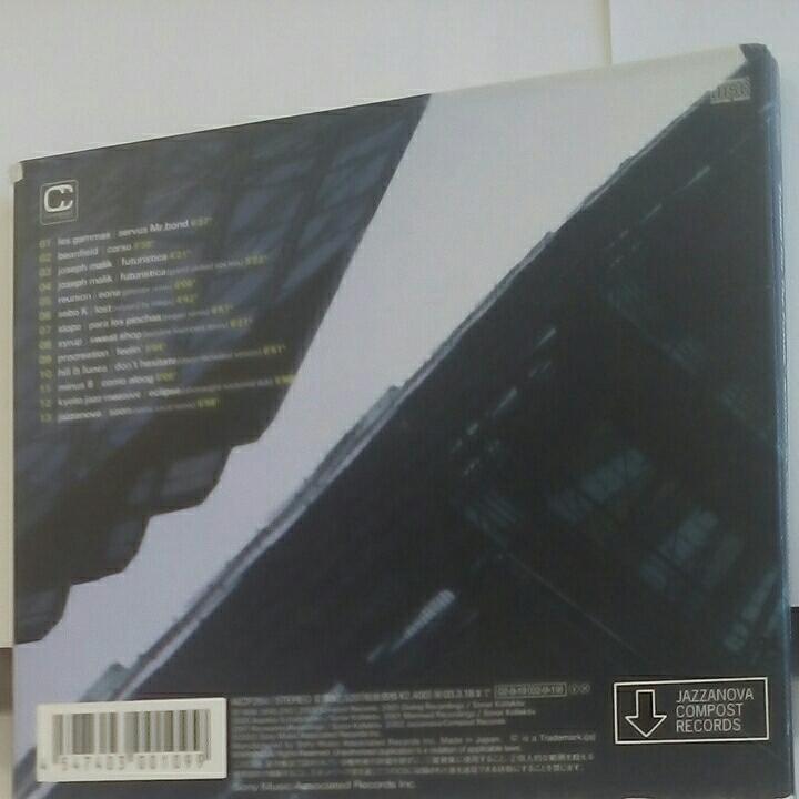 "T681 ♪中古CD ""Fueled For The Future dj-mixed by YUKIHIRO FUKUTOMI_画像2"