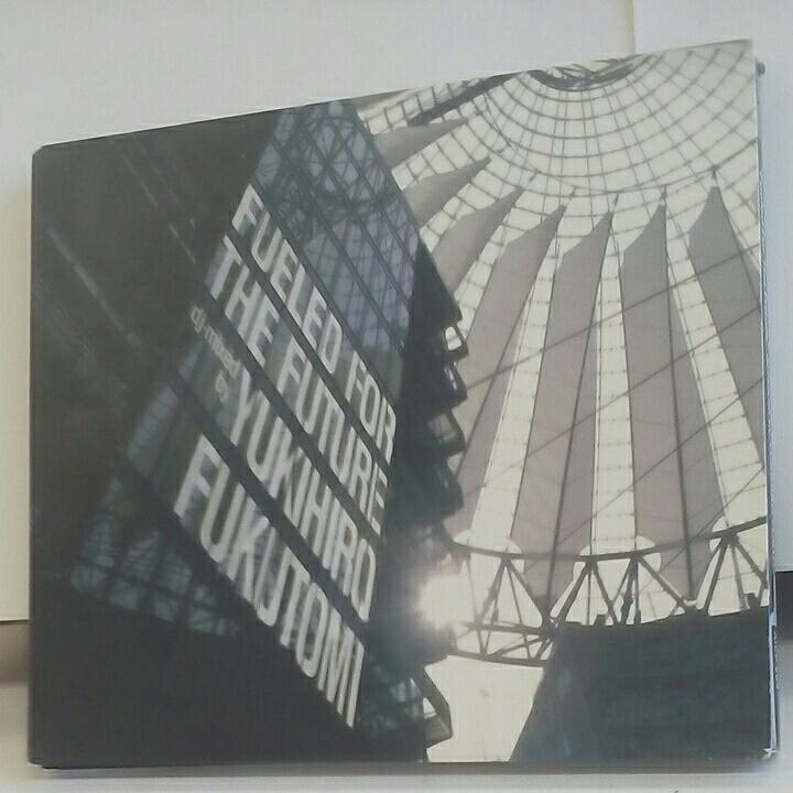 "T681 ♪中古CD ""Fueled For The Future dj-mixed by YUKIHIRO FUKUTOMI"