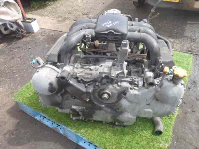 BLE レガシィ B4 レガシー エンジン 本体 EZ30 310526JJ_画像1