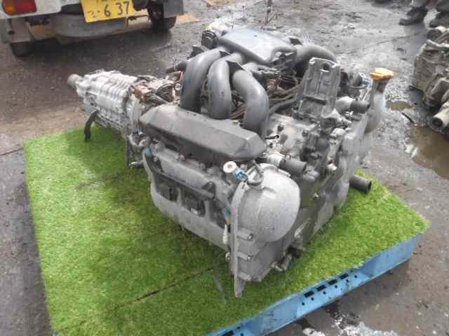 BLE レガシィ B4 レガシー エンジン 本体 EZ30 310526JJ_画像2