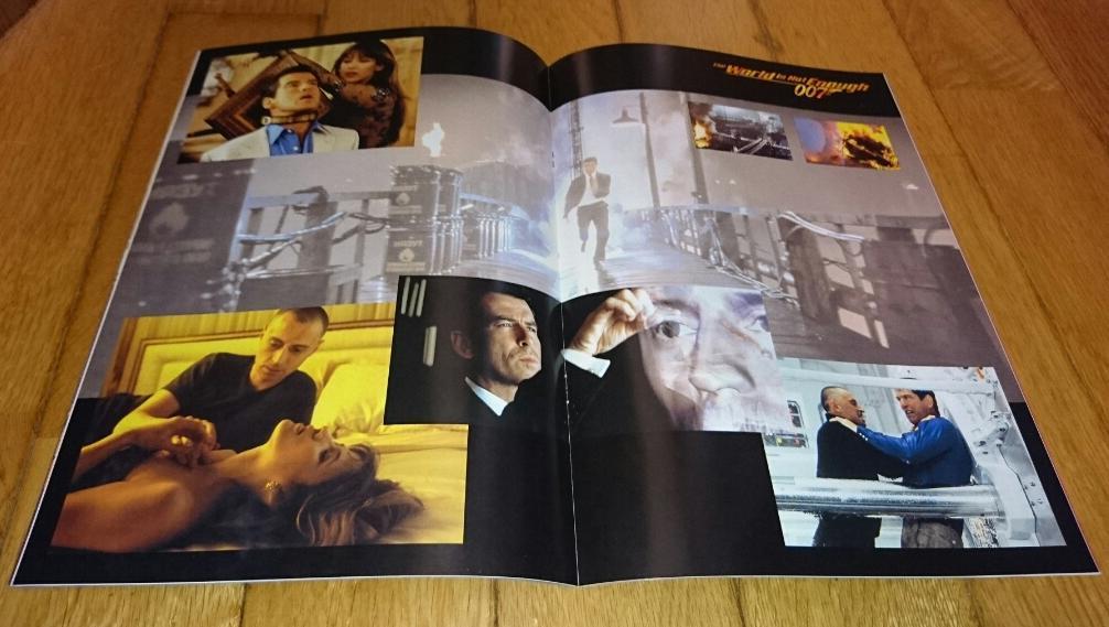 007 「映画・DVD・パンフレット」 007 ワールド・イズ・ノット・イナフ  2000年  ピアース・ブロスナン・ソフィー・マルソー _画像4
