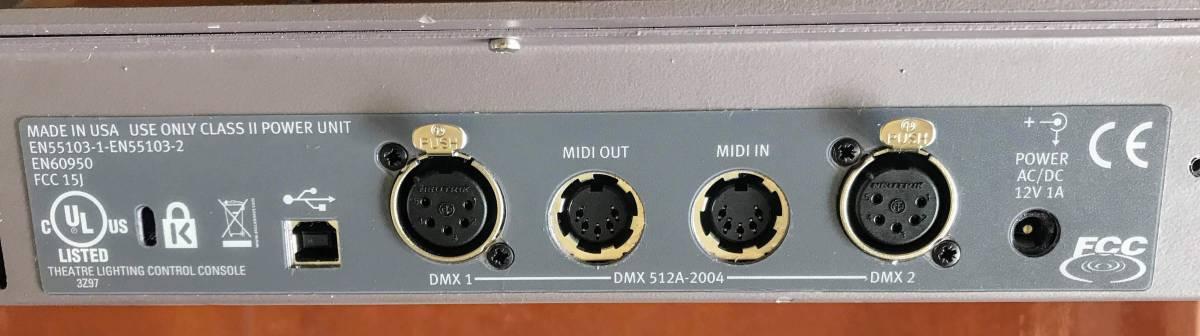 ETC Smartfade ML DMX 照明卓 ムービング 調光 コントローラー 舞台照明_画像4