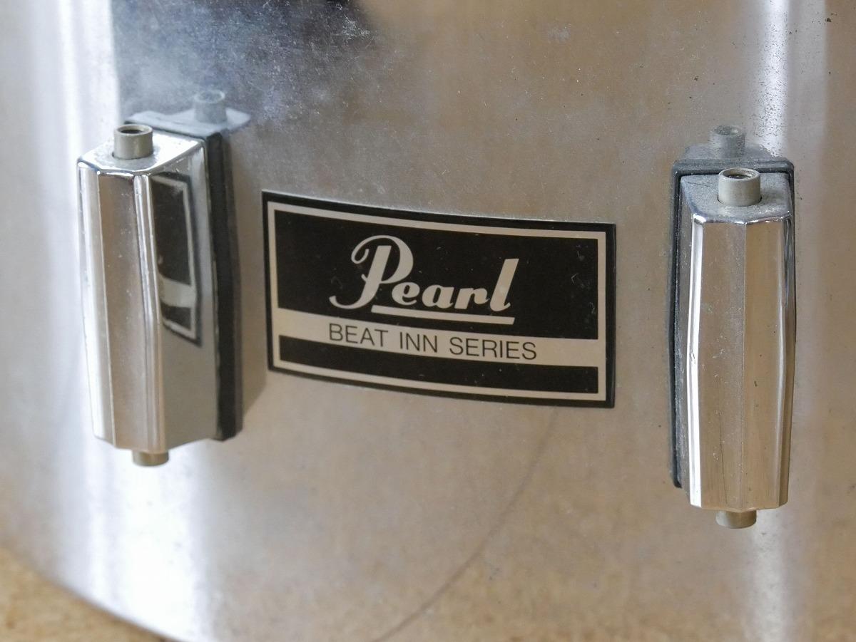 ジャンク Pearl BEAT INN SERIES パール ビート・イン スネアドラム_画像2
