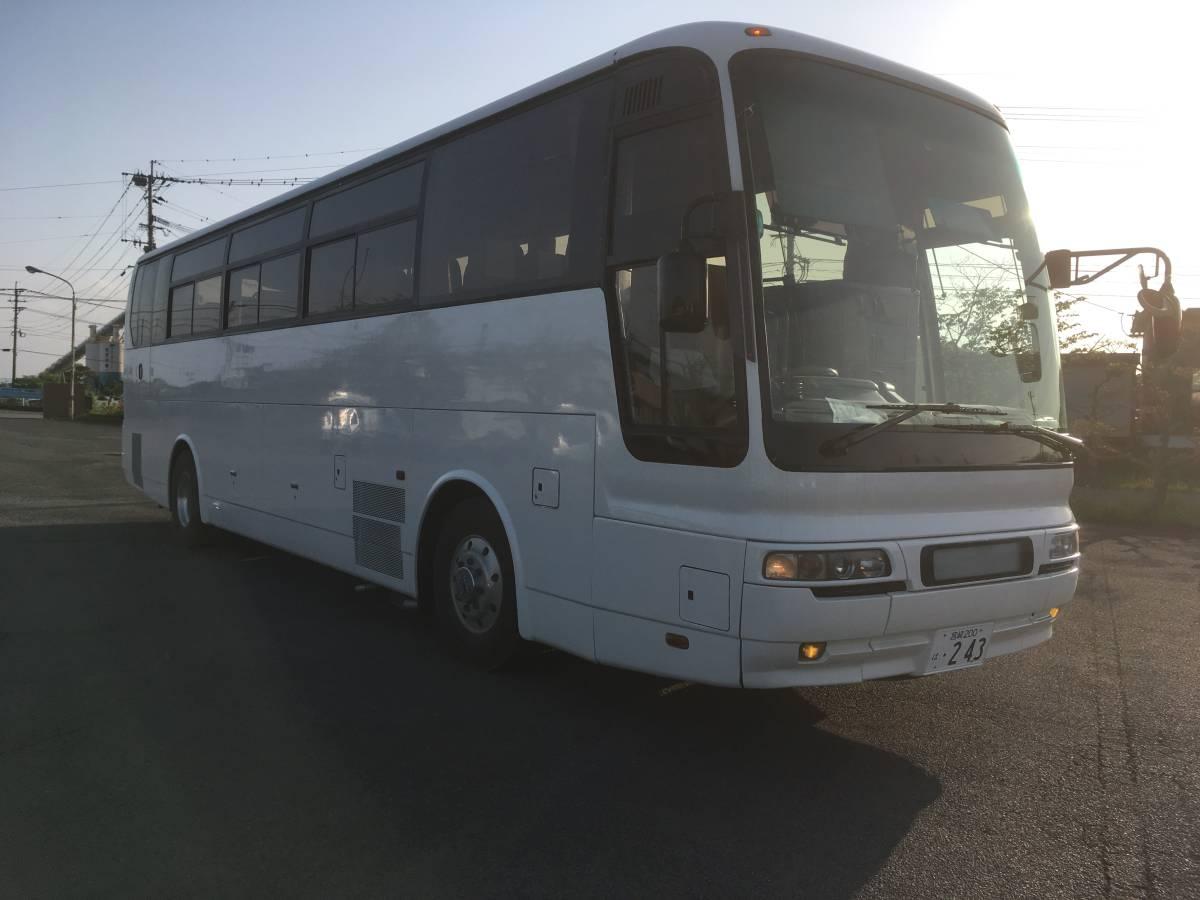 「観光バス♪超綺麗♪ナンバー付♪即納車OK♪バス♪大型バス♪見に来て下さい♪豪華♪綺麗♪56人乗り♪赤字♪即決あり♪超安い♪売り切り♪」の画像2