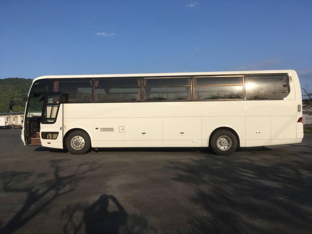 「観光バス♪超綺麗♪ナンバー付♪即納車OK♪バス♪大型バス♪見に来て下さい♪豪華♪綺麗♪56人乗り♪赤字♪即決あり♪超安い♪売り切り♪」の画像3