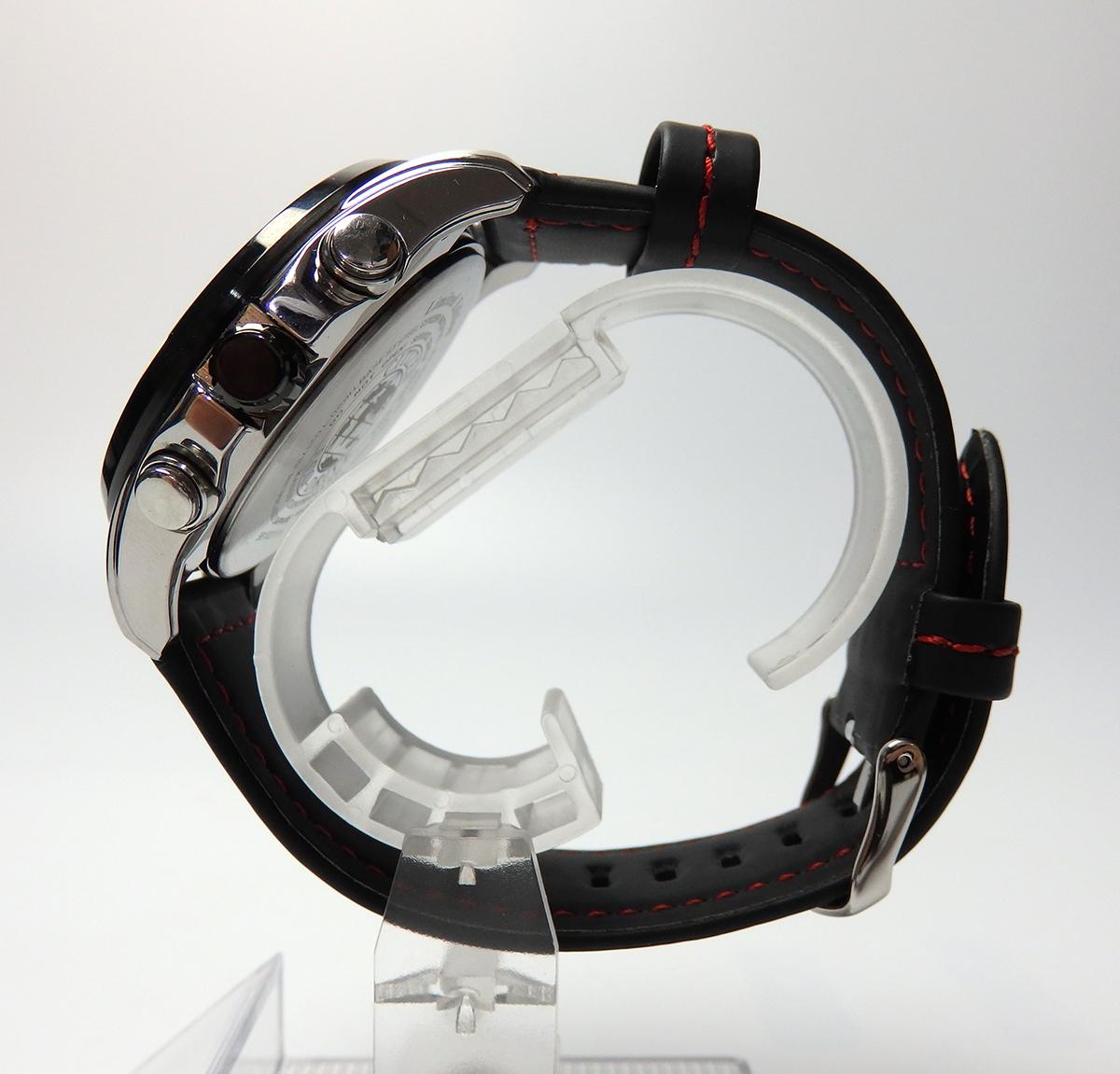 ■□【美品】シチズン CITIZEN エコドライブ AT9065-00E ダブルダイレクトフライト 限定モデル 電波 ソーラー メンズ 腕時計□■_画像4