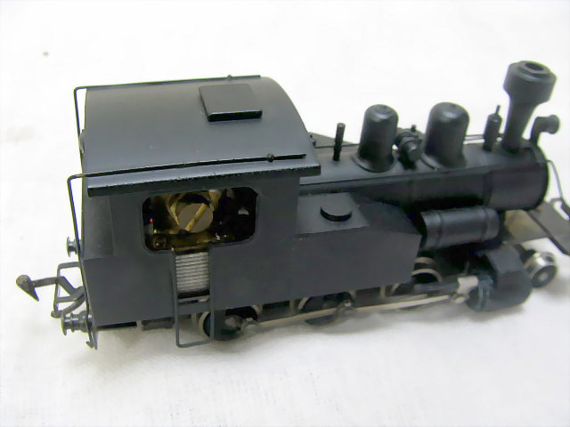 未使用☆ ナカムラ Cタンク HOゲージ 動力 鉄道模型 機関車 ⑰_画像4