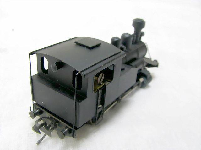 未使用☆ ナカムラ Cタンク HOゲージ 動力 鉄道模型 機関車 ⑰_画像5