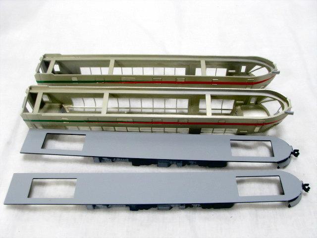 HOゲージ 電車 鉄道模型 部品 メーカー不明 10点セット 大量 まとめて 23_画像3