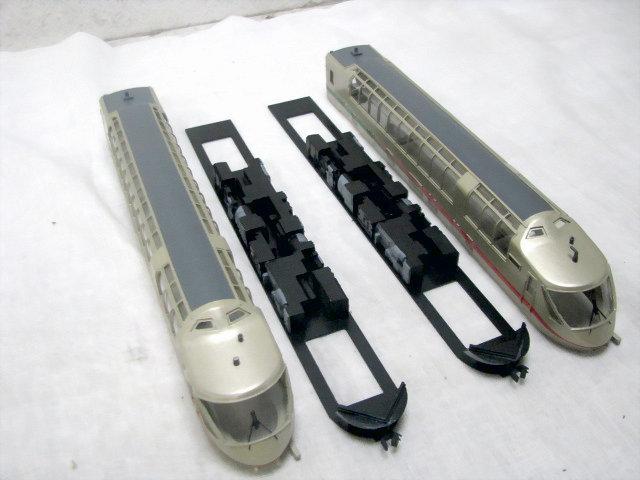 HOゲージ 電車 鉄道模型 部品 メーカー不明 10点セット 大量 まとめて 23_画像4