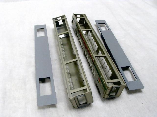 HOゲージ 電車 鉄道模型 部品 メーカー不明 10点セット 大量 まとめて 23_画像7