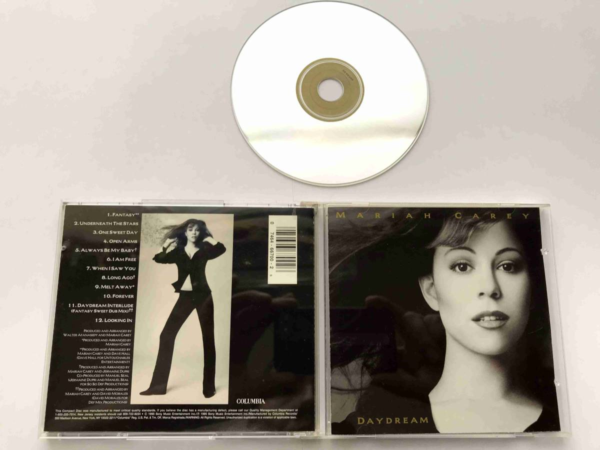 【送料無料】Mariah Carey(マライア・キャリー)『DAYDREAM』CD(CK 66700)
