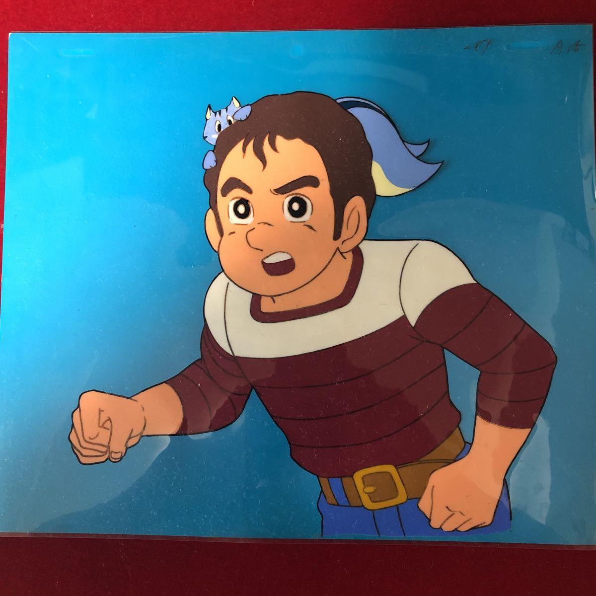 【セル画 】伝説巨神イデオン アフター・デク_画像1