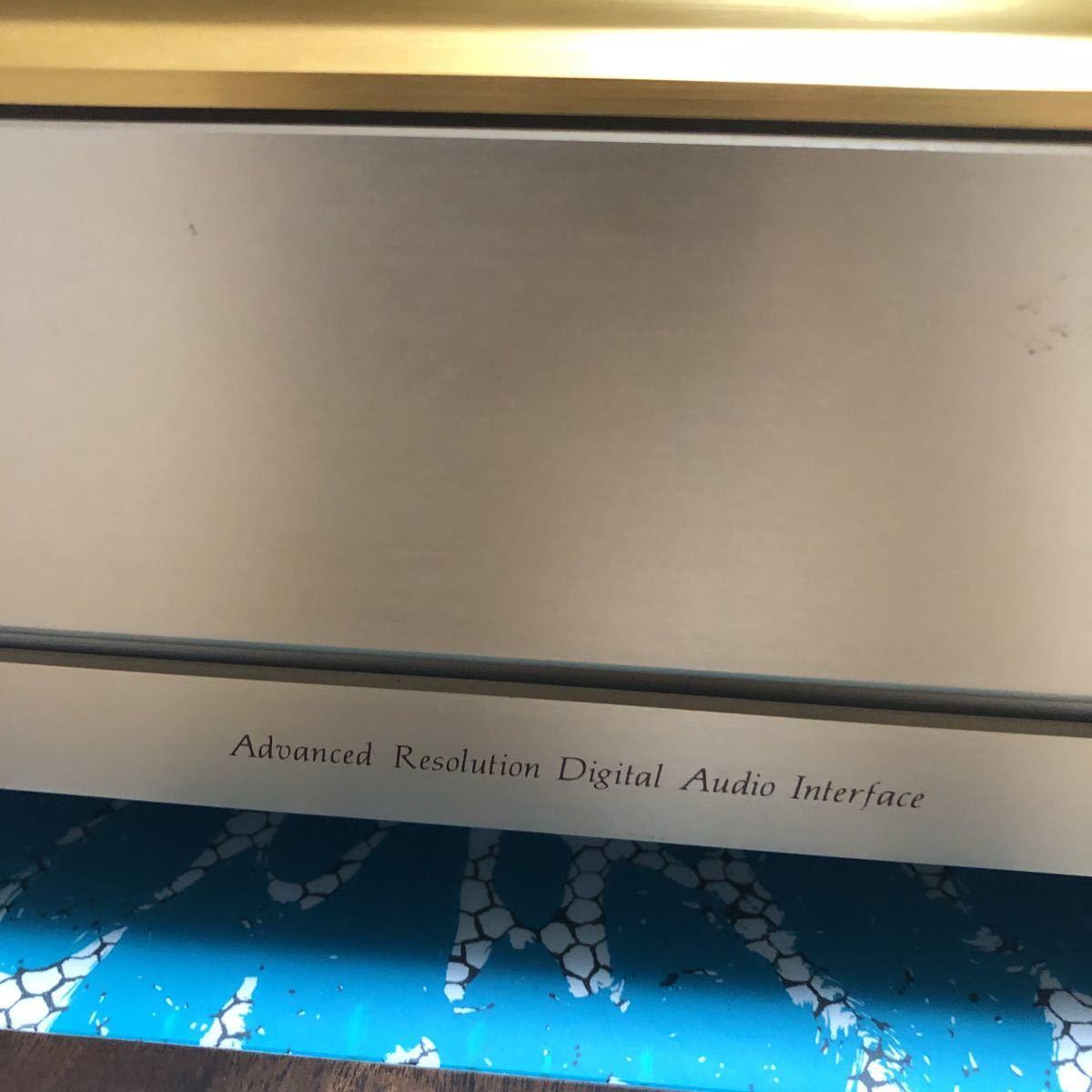 ◆Pioneer パイオニア VSA-AX10Ai AVマルチチャンネルアンプ 2003年製 ジャンク扱い外観並品_画像3