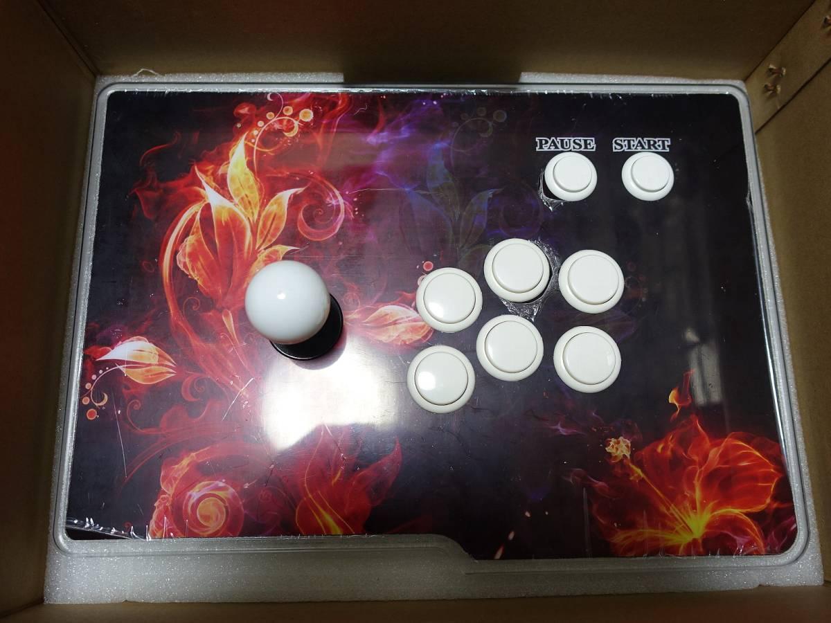 2020 in 1 パンドラボックス5S 3Dゲーム [三和ボタン採用] アーケードコントローラー筐体 クラシックアーケードゲーム機 VGA HDMI