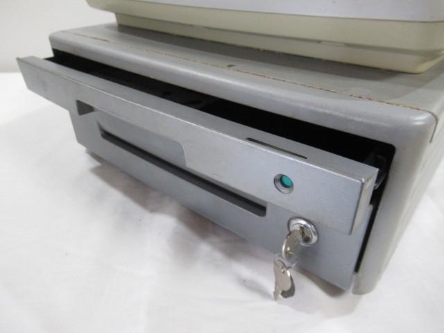 ■中古■CASIO/カシオ 電子レジスター Model:TE-2000 動作・印字確認済_画像6