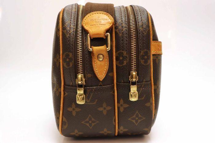【美品】ルイヴィトン Louis Vuitton モノグラム リポーターPM ショルダーバッグ 斜め掛け メッセンジャーバッグ 鞄 定価約16万円_画像7