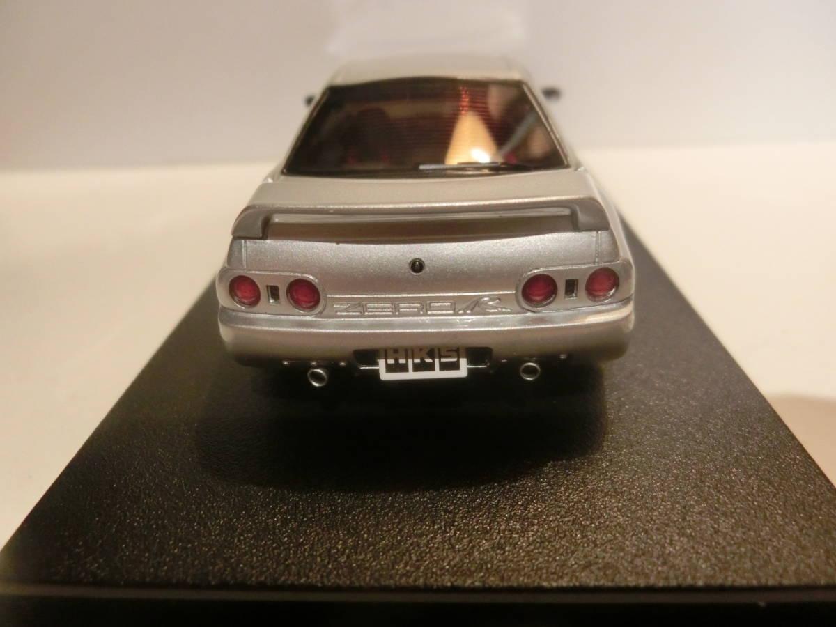 HPI製 1/43 HKS ZERO-R シルバー #8456 スカイライン GT-R32_画像6