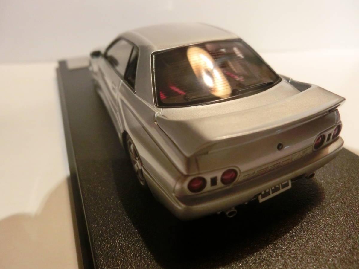 HPI製 1/43 HKS ZERO-R シルバー #8456 スカイライン GT-R32_画像7