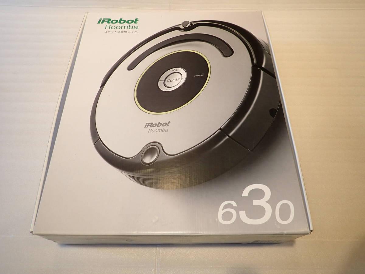 [ unused ] roomba 630 Roomba630 robot vacuum cleaner I robot iRobot robot cleaner