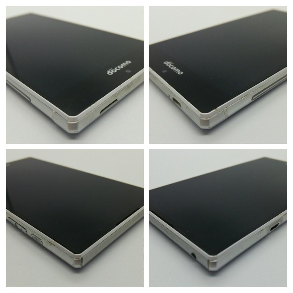 ※SIMロック解除済み※ docomo/AQUOS ZETA SH-03G(ブラック)5.5インチ Android6.0.1 オクタコア フルセグ ※本体のみ ※念の為ジャンク扱い_画像2