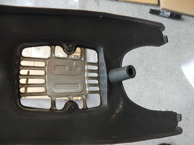 古い ホンダ スーパーカブ 90 中古 ライトケース一式_画像10