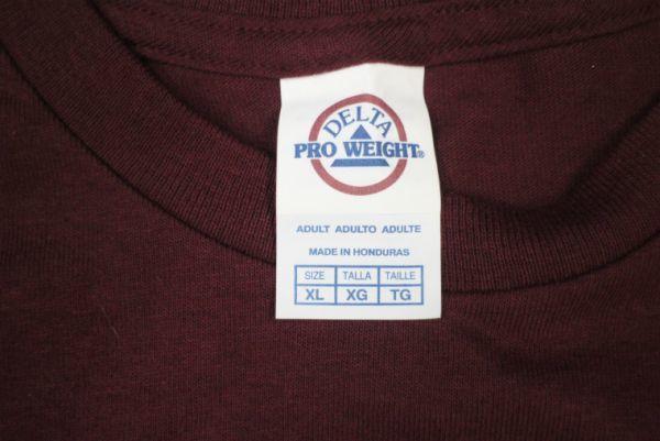 【古着 WASHINGTONREDSKINS NFL チームTシャツ赤XL】ワシントンレッドスキンズアメリカンフットボール夏物衣料大きめサイズHIPHOP 8416_画像4