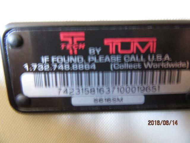 新品 TUMI T-TECH ショルダー BLACK 2WAY_画像10
