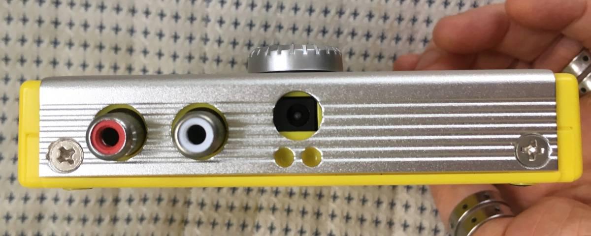 希少 KORG コルグKAOSSILATOR ダイナミック・フレーズ・シンセサイザー 説明書 箱 電池 ミニスピーカー付き_画像4