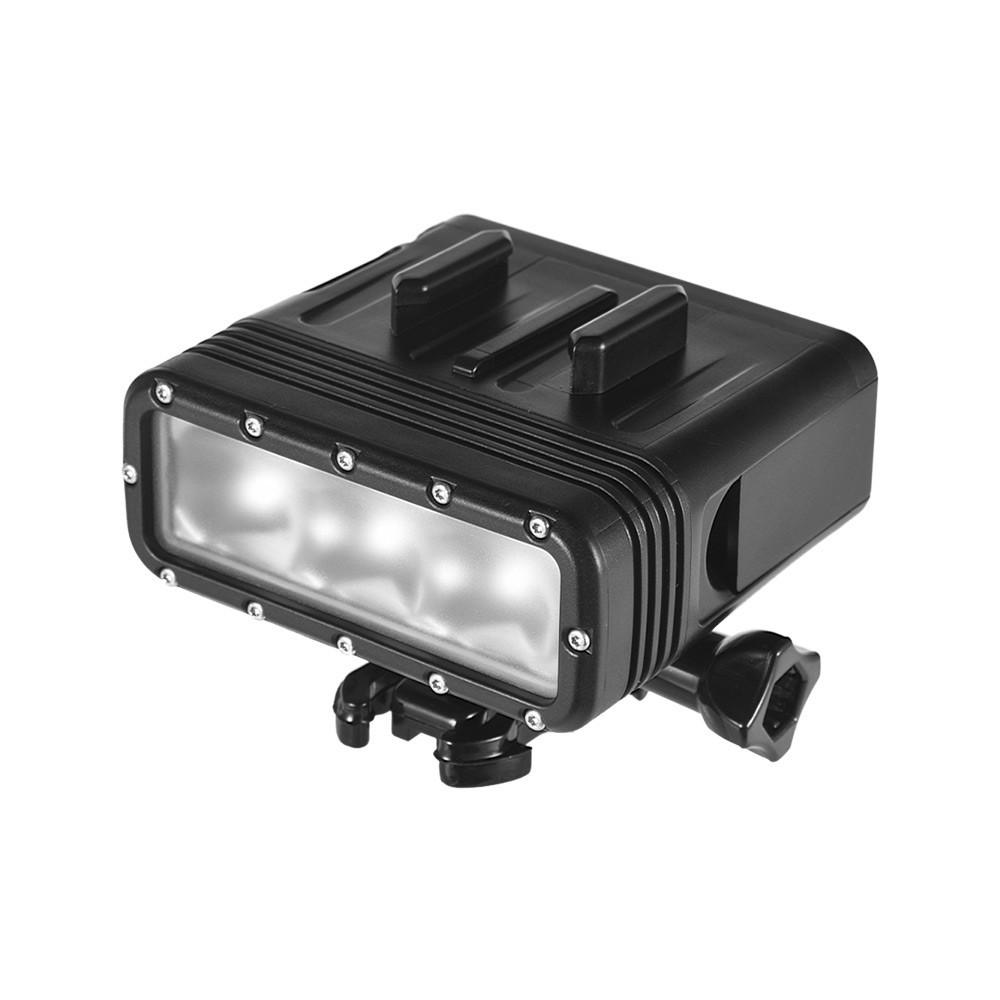 GoPro 7対応 40m 防水 アクションカメラ LEDライト 送料無料_画像3